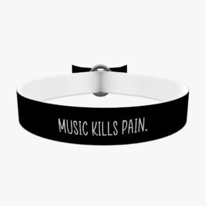 Music kills pain